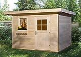weka Gartenhaus 170 Gr.3, 28 mm, ET, EF