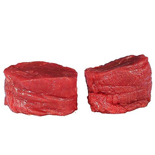 Argentinisches Rinderfilet mignon (kleines Steak aus der Filetspitze) 12+ Stück 1.700 g