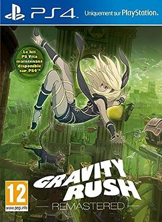 Gravity Rush Remastered [Importación Francesa]