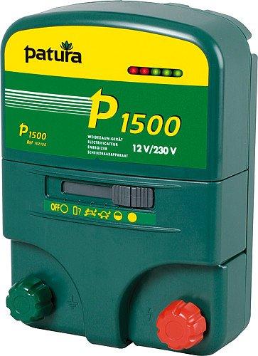 Patura P1500, Multifunktions-Gerät, 230V/12V