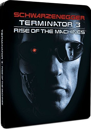Terminator 3: Rise of the Machines [Blu-ray] [Import anglais]