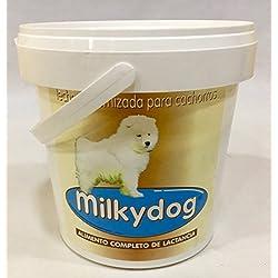 Milkydog Leche en polco para perros y gatos 500gr