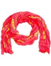 style3 Leichter Sommer-Schal in Japan-Design mit Schleifenmuster in verschiedenen Farben