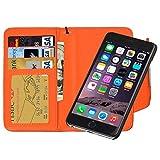 Best LA GO GO iPhone 4 casos - Easy Go Shopping Cubiertas telefónicas, Estuche de Cuero Review