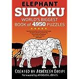 Elephant Sudoku World Biggest Book of 4950 Puzzles
