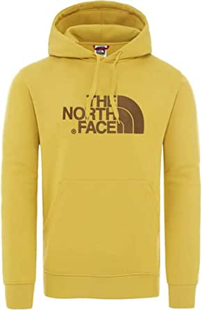 The North Face M Drew Peak Plv HD Bamboo Yellow App_Top Uomo