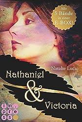Nathaniel und Victoria: Alle fünf Bände in einer E-Box