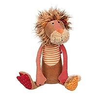 Sigikid 38374 Sweaty Lion Soft Toy