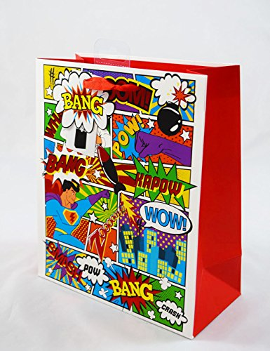 comic-gift-bag-medium-marvel-boom-wow-bang-birthday-party-kids-boys-girls-books