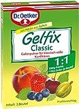 Dr. Oetker Gelfix Klassik, 8er Pack (8 x 60 g)