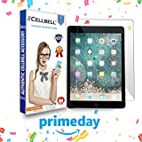 #9: CELLBELL Tempered Glass Screen Protector For Apple iPad Pro (9.7) and Compatible with iPad AIR