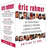 Eric Rohmer - Coffret 22 films [Édition Limitée]