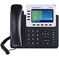 Grandstream GXP 2140 2 Piece Phone ( Bluetooth,Hands Free Functionality, SMS Function, IP Phone )