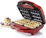 American Originals EK1628 6 Finger Waffle Maker for Fun Cooking