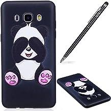 Galaxy J52016móvil, Galaxy J52016silicona teléfono móvil, Großer Panda