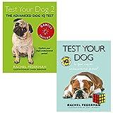 Test your dog rachel federman collection 2 books set