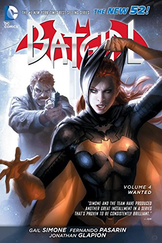 Batgirl Volume 4: Wanted TP (The New 52) (Batgirl (The New 52)) por Gail Simone