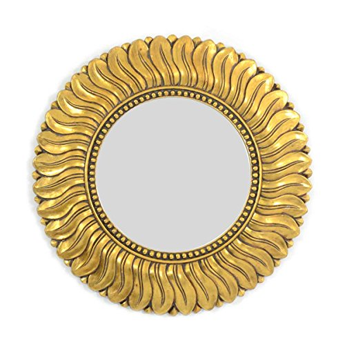 Espejo-de-pared-Oro-Estilo-antiguo-barroco-Rokkoko-Louis-XVXVI-clsica-hecho-a-mano-Madera-Maciza