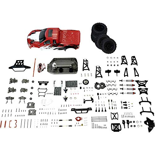Reely 1:10 MONSTERTRUCK NEW1 4WD KIT