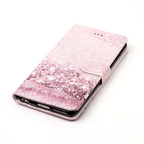 Yaking® Apple iPhone 6/6S PU Portefeuille Étui Coque Stand Flip Housse Couvrir impression Case Cover P-2