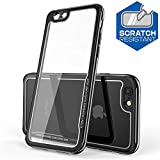adorehouse iPhone 6 iPhone 6s 4.7 inch Hülle, Creative Design Gun Metal Protects Back Hülle with Anti Scratch Edge Protection Hülle Compatible with iPhone 6 iPhone 6s 4.7 inch