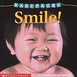 Smile! (Baby Faces Board Book #2)