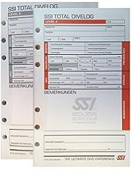 SSI Log Depósitos Nivel 4-5 SSI Dive Log Unidades