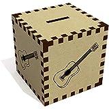 Azeeda 'Klassische Gitarre' Sparbüchse / Spardose (MB00003644)