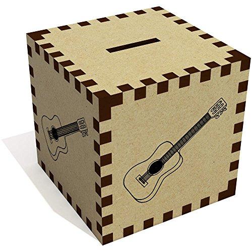 Azeeda \'Klassische Gitarre\' Sparbüchse / Spardose (MB00003644)