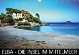 Elba - die Insel im Mittelmeer (Wandkalender 2019 DIN A3 quer): Insel Elba - die Perle im kristallklaren Wasser (Monatskalender, 14 Seiten ) (CALVENDO Orte)