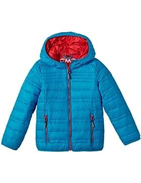 CMP Jacke - Chaqueta de pluma para niña, color turquesa, talla 164