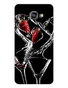 FurnishFantasy 3D Printed Designer Back Case Cover for Samsung Galaxy A5 (2016 Edition),Samsung Galaxy A5 A510