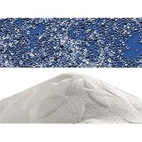 25 kg, grano 40 – 70µm microesferas de cristal para ...