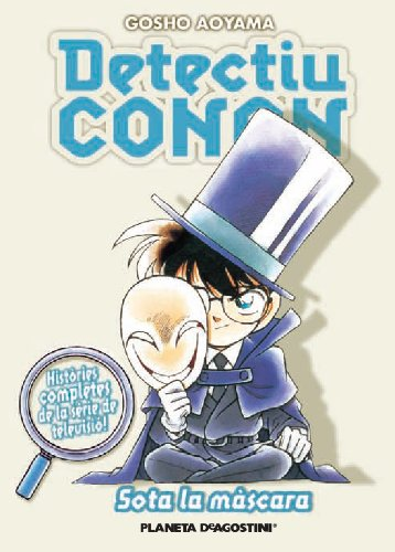 Detectiu Conan, Sota la màscara (Manga Shonen, Band 24)
