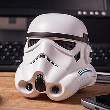 BlueSky Design Star Wars Stormtrooper - Altoparlante Bluetooth - Bianco