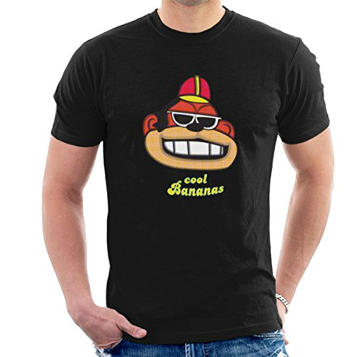 Cool Bananas Bingo Banana Splits Men's T-Shirt