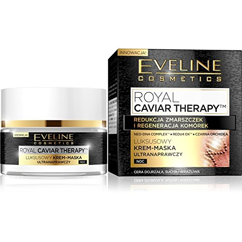 EVELINE ROYAL KAVIAR Antifalten Nachtcreme-Maske 50ml