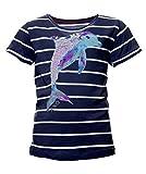 Review Mädchen Kleinkind-T-Shirt Marine (300) 104