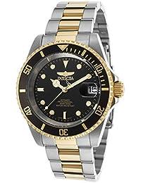 Invicta Herren-Armbanduhr Handaufzug Analog 8927OB