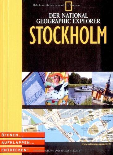 National Geographic Explorer. Stockholm. Öffnen, aufklappen, entdecken: Alle Infos bei Amazon