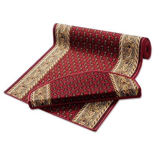 teppich l ufer rot teppichl. Black Bedroom Furniture Sets. Home Design Ideas