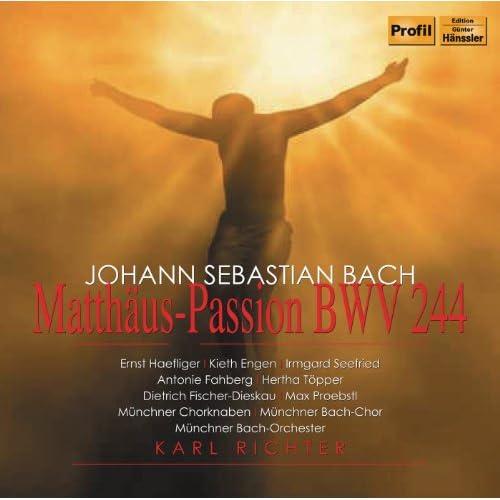 St. Matthew Passion, BWV 244: Part I: Chorus: Kommt, ihr Tochter, helft mir klagen (Chorus)