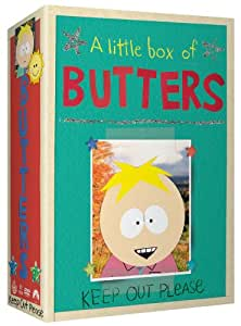 South Park: A Little Box of Butters [Import USA Zone 1]