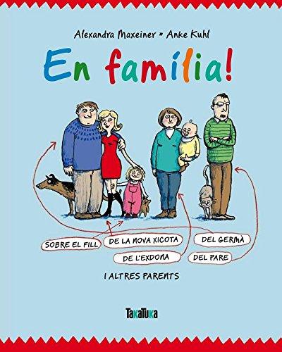 Portada del libro En família!