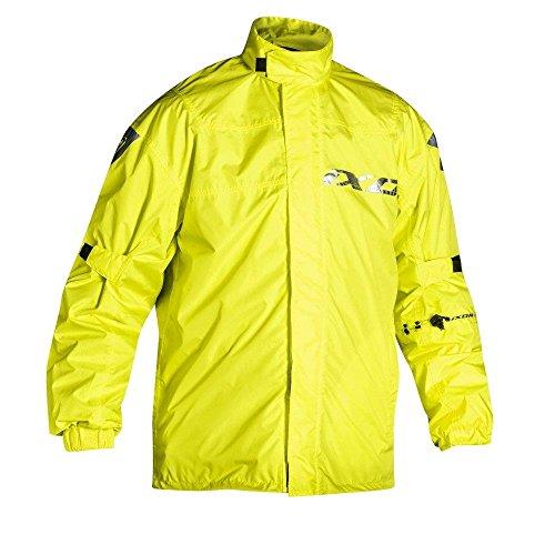Preisvergleich Produktbild Ixon Madden Regenjacke Neon-Gelb M
