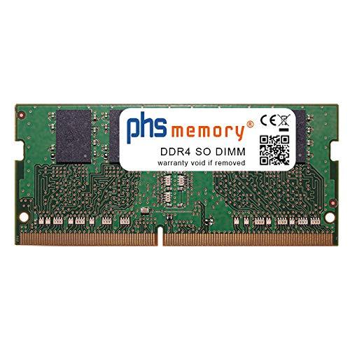 PHS-memory 8GB RAM módulo para HP 15-db1005ns DDR4 SO DIMM 2666MHz