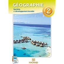 Géographie 2de Sociétés et développement durable : Manuel élève