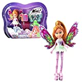 Winx Club - Tynix Mini Magic - Flora Bambola con la Trasformazione