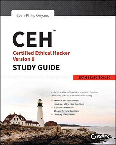 Ceh: Certified Ethical Hacker Version 8 Study Guide por Sean-Philip Oriyano