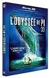 L'Odyssée de Pi [Combo Blu-ray 3D + Blu-ray + DVD] [Import italien]